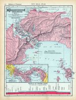 Page 112 - Isthmus of Panama, World Atlas 1911c from Minnesota State and County Survey Atlas